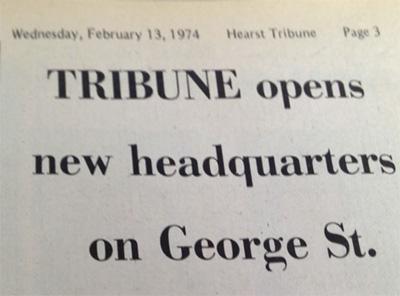 Hearst Tribune