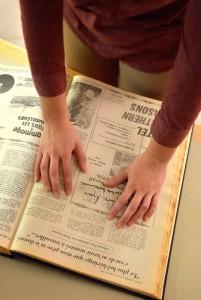 Notre collection de journaux